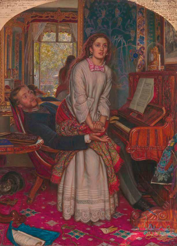 [ 109 ] William Holman Hunt,