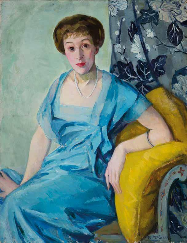 [ 23 ] Kathleen McEnery, Woman Seated
