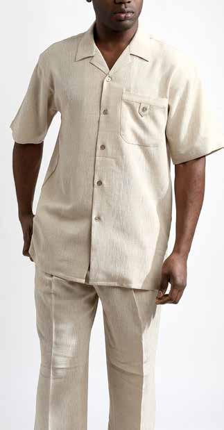 Grey Tan Rust SS451A (M-3XL), 8 SETS