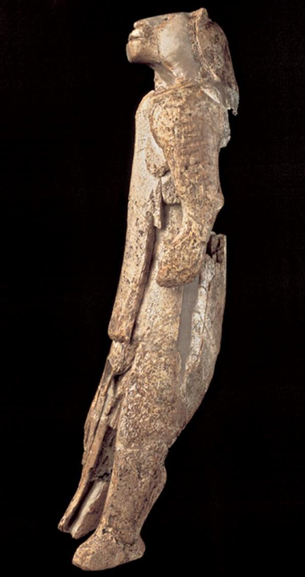 Lion-Human Mammoth ivory height