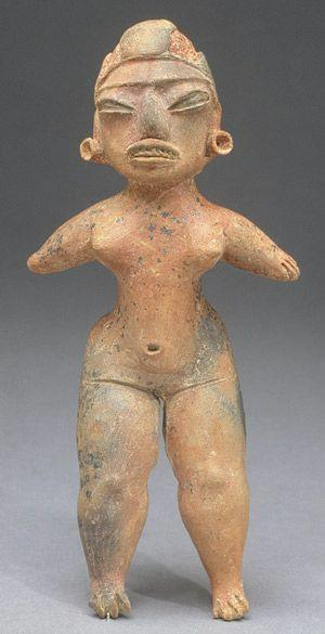 Tlatilco Female Figurine