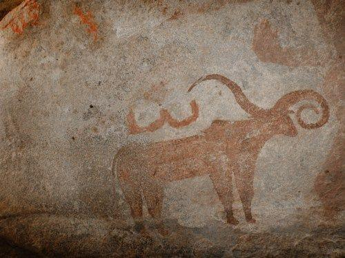 Key Points for Global Prehistory In Asia, we have found Paleolithic and Neolithic cave paintings that feature animal imagery (in