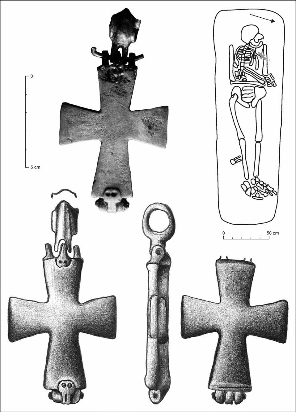 Graves with ceremonial and worship objects from the King s Spring necropolis in Alba Iulia 167 Fig. 4.