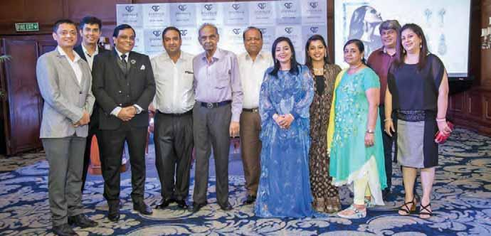 News Bytes DIVINUS CREATIONS ANNOUNCES THEIR BRANDING ASSOCIATION WITH SWAROVSKI GEMSTONES Divinus Creations announced their exclusive branding association with Swarovski Gemstones at Taj Bengal,