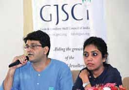 GJSCI has been working relentlessly for the betterment and upliftment of the labour force in the gems and jewellery sector and the free eye check-up camp is one of their several initiatives.