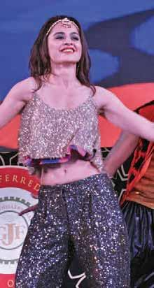 performance by Sanjeeda
