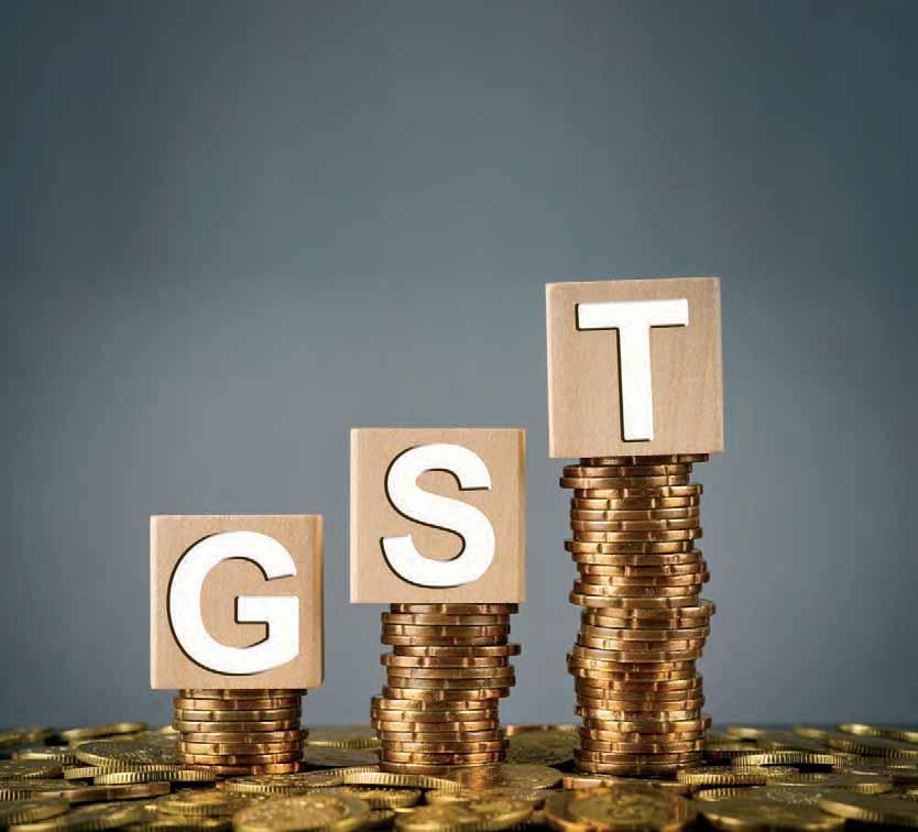 Cover Story MISSION ACCOMPLISHED All India Gems and Jewellery Trade Federation (GJF) welcomes the Centre's decision to fix GST rate at 3% and proposes a comprehensive GST system for the gems and