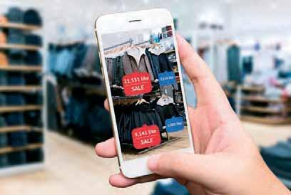 Kaleidoscope Cutting Edge CyberCliquers Today s shoppers (specially the millennials) prefer the connected experience, retailers can reach these technology lovers online or via multiple devices.