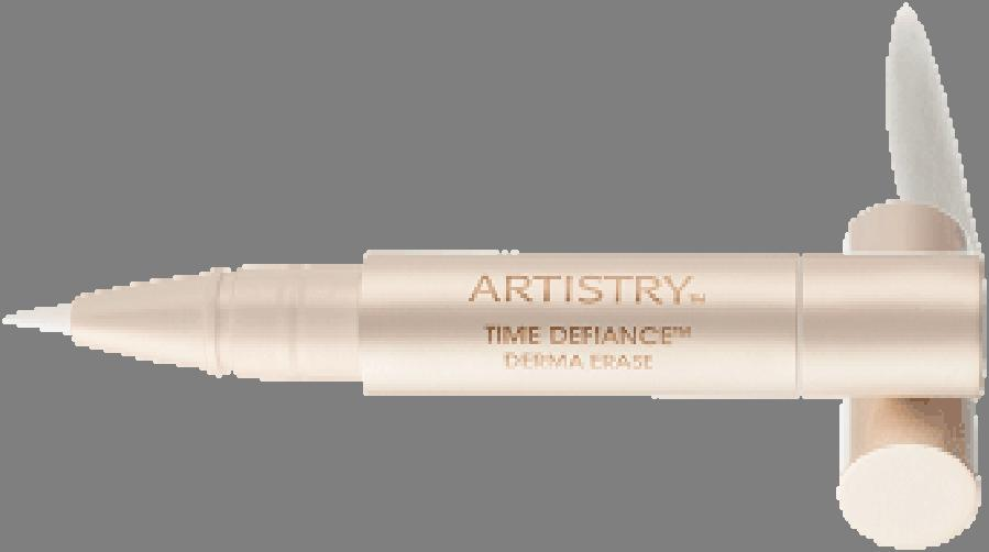 TREATMENT TIME DEFIANCE Derma Erase Specifically designed for use on deep lines &