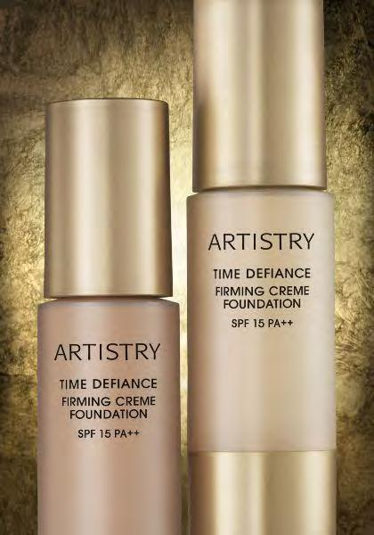 Firming Creme Foundation Derma cell Exchange helps prevent