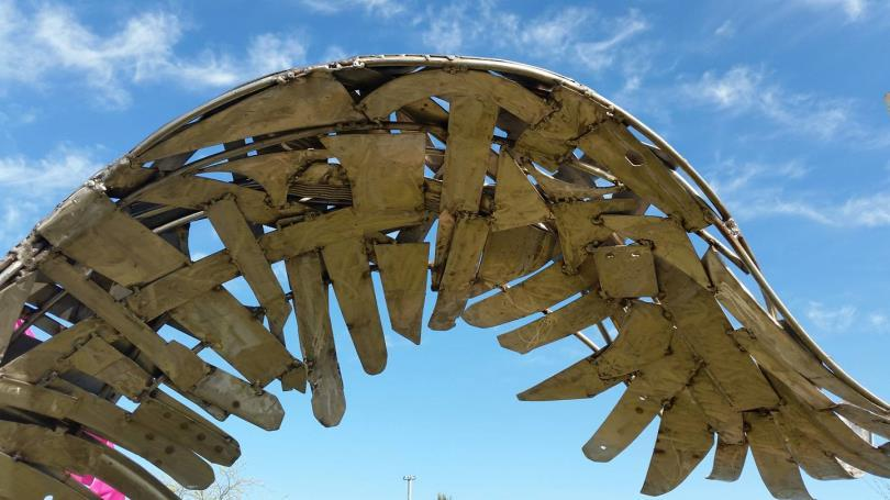Lockhart Spirit of the Land Sculpture Information Saturday 7 & Sunday 8 October 2017 SCULPTURE CATEGORIES National Farm Art Sculpture Award Our major award is the $10,000 National Farm Art Sculpture
