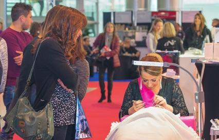 BEAUTY 2018 MANY HIGHLIGHTS THE SWISS MEETING PLACE FOR BEAUTY PROFESSIONALS The 24 th BEAUTY will be taking place on March 3 rd + 4 th 2018 in the halls of the Messe Zürich with the following