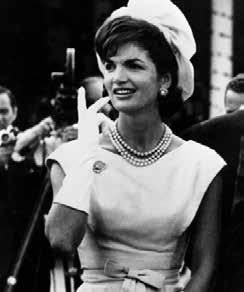 jewelry Jackie was given by John F Kennedy, Aristotle
