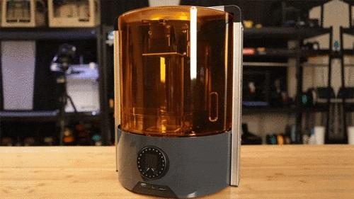 Ember 3D Printer Created by Ruiz Brothers