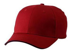 cp85 Port & Company - Sandwich Bill Cap CP85 A tremendous value, this cap complements your logo with its contrast sandwich bill.