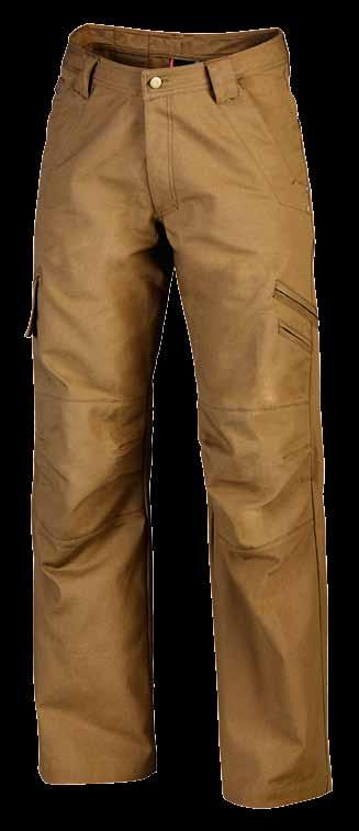 K13220 / Tradies Tradie Pant FABRIC Cotton Canvas
