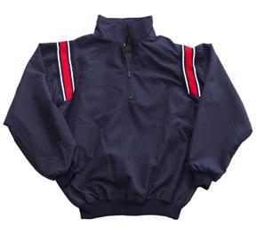 99 SIZING: S (34-36 ), M (38-40 ), L (42-44 ), COLORS: Columbia, Black, Red, Navy UMPIRE V-NECK PULLOVER 7100-01 3110-01 The