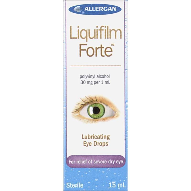 Refreshes and lubricates your eyes and treats symptoms associated with dry eyes, tired eyes, burning and itching Note: once administered, the drops may cause short term burring of vision.