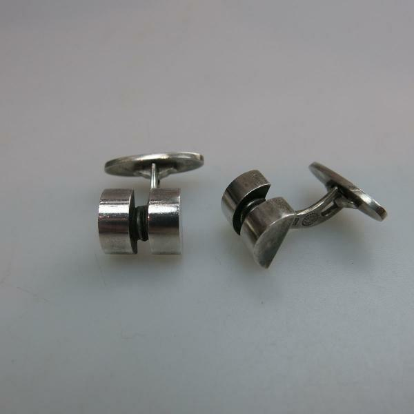 #17A, designer : Georg Jensen; 1933 to 1944 $160 240 $40 60 5