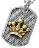 Pendant (DT02SMGD) (Limited Edition) Q10-7003 Small Gold MB