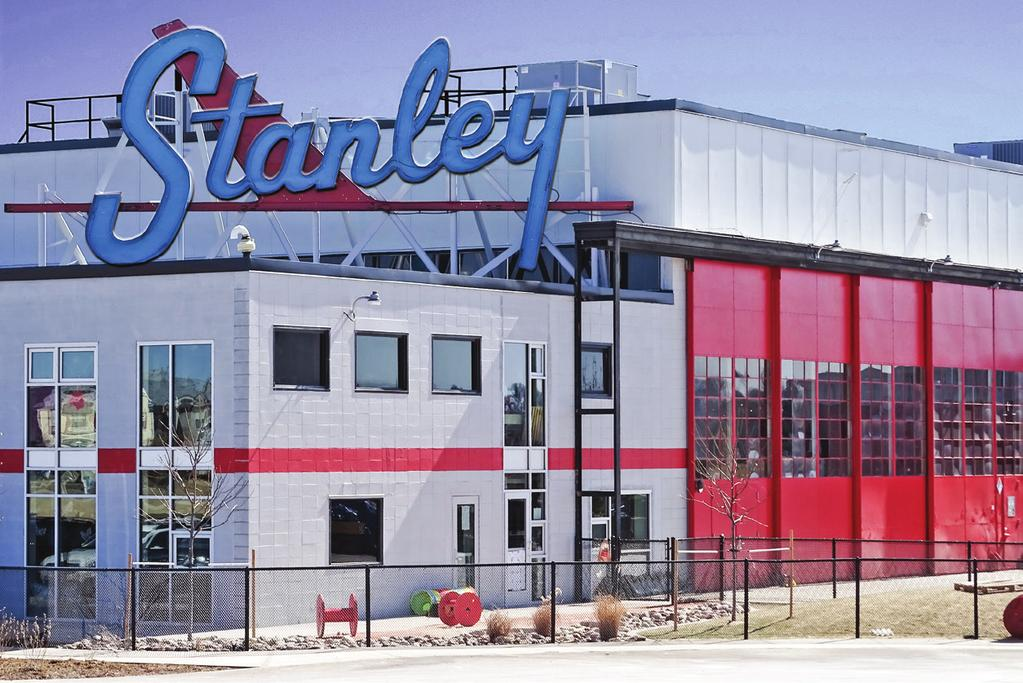 continued NEW EXHIBIT Explores History of Stanley Aviation A Aurora s Stanley Aviation was a leader in aerospace engineering and manufacturing for over 50 years.