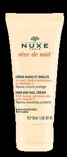 75 ml NUXE Rêve de Miel Hand And Nail Cream 50 ml 2 3 NUXE Huile