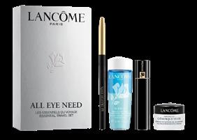 Cosmetics 13 46 Now for: + = + = 38 17% EXTRA 41 Now for: 34 17% EXTRA LANCÔME All Eye Need - Essential Set LANCÔME Matte Shaker 186