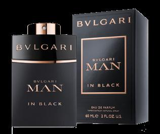 BVLGARI Man In Black is characterised by an ambery, Oriental sillage and a unique and sensual signature.