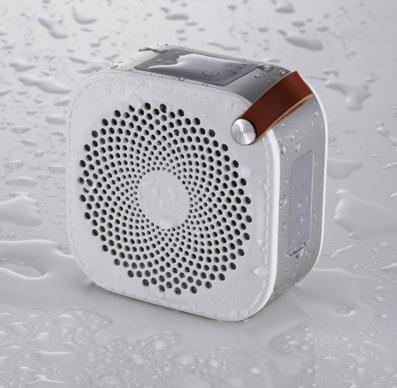 38 accessories 1 2 ZEROLINE ZEROLINE 1 Earphones + micro + remote control 2 Mini Waterproof Bluetooth Speaker Exclusive.