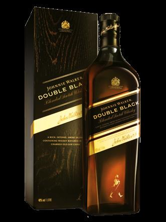 Spirits 43 20% 28% Belgian brand JOHNNIE WALKER 1