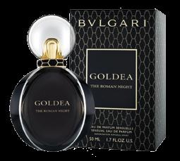 Fragrances for her 7 71 USD 88 Price per litre: 1420 BVLGARI GOLDEA The Roman Night Eau de Parfum 50 ml Chypre