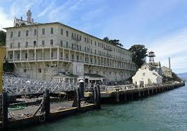 Where did the families of the guard staff live? At any given time, there were about 300 civilians living on Alcatraz that included both women and children.