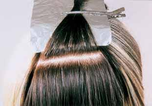 Deduction: APPLICATION CONSISTENCY Space between weaves larger than weaves 7 This packet would receive no deductions even though the strands are