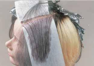 For gray reduction optional technique, the candidate will be asked to reduce the amount of gray hair by 25%.