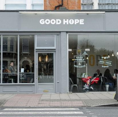 6th Form Work Experience Update Deresha has made a fantastic start to her placement at Good Hope Café in Hither Green.