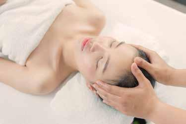 AROMATHERAPY FACIAL 60minutes THB 1,800 This facial will immerse the skin in a refreshing and comforting sensation, leaving the skin radiant, relaxed and moisturized.