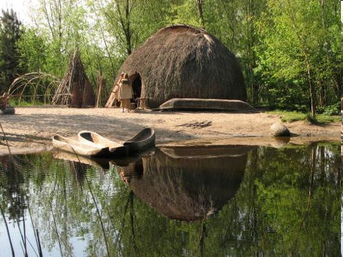 The Mesolithic Period Middle Stone Age. 7000BC. First settlers.