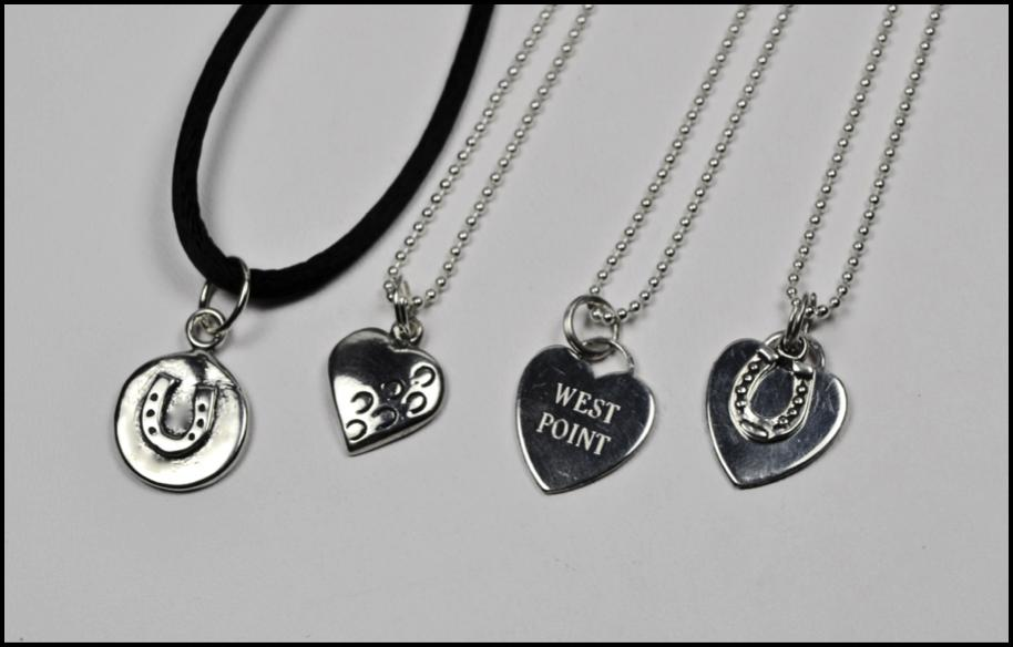 Personalize your charm with engraving for $20.
