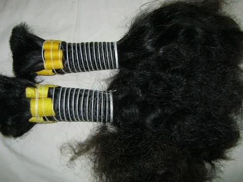 REMY DOUBLE DRAWN We also offer a very high Quality hair - Specially processed from the Remy Single Drawn. This hair is trimmed on both ends, having the Heads and the Tails unmixed.