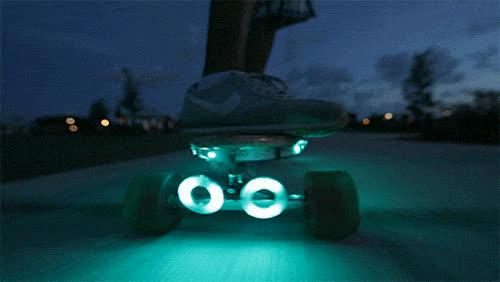 Trinket NeoPixel LED Longboard Created by Ruiz