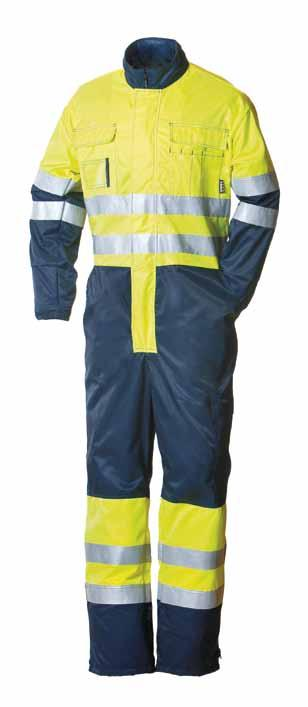 10 SAFETY WORKWEAR S WAISTCOAT 428 EN 471, class 2 100% polyester M-3XL