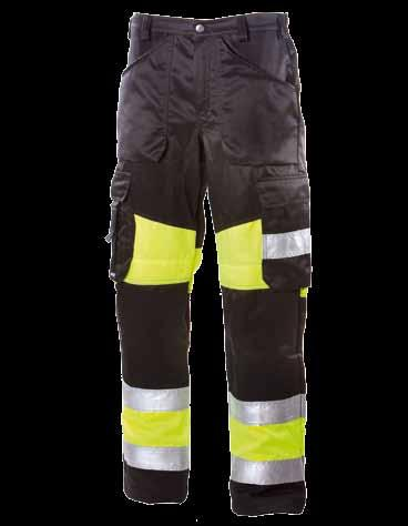 Providing quilted Thinsulate lining, it s nice and warm even when it's freezing outside.! EN 471:2003 High-visibility warning clothing for professional use.