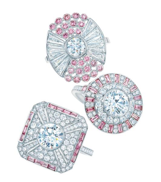TIFFANY S FANCY COLOR DIAMONDS ARE PRECISELY CUT TO MAXIMIZE COLOR, WITH PERFECTION OF TONE AND SATURATION.