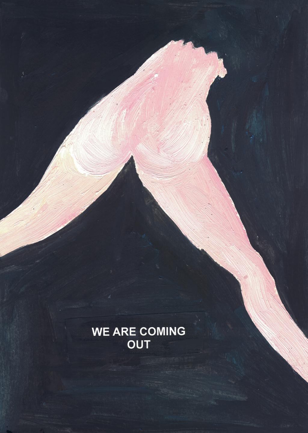 Prouvost WE ARE COMING OUT By Laure