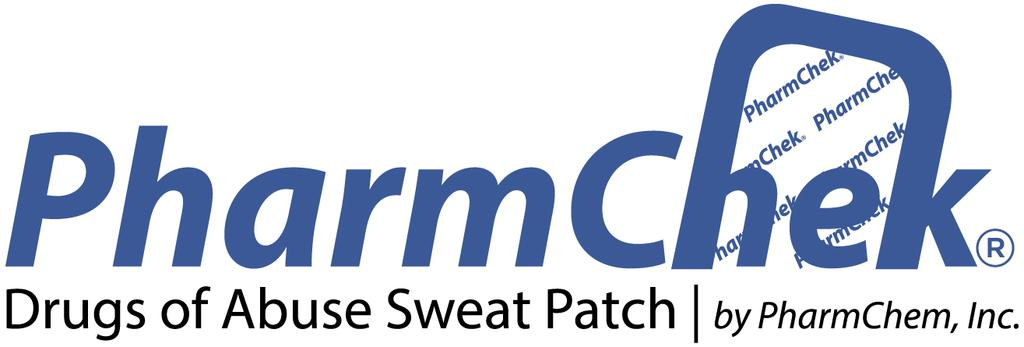 PharmChek Drugs of Abuse Sweat Patch Training Manual For the Application, Removal, Specimen collection, and Transport of the PharmChek Drugs of Abuse Patch For