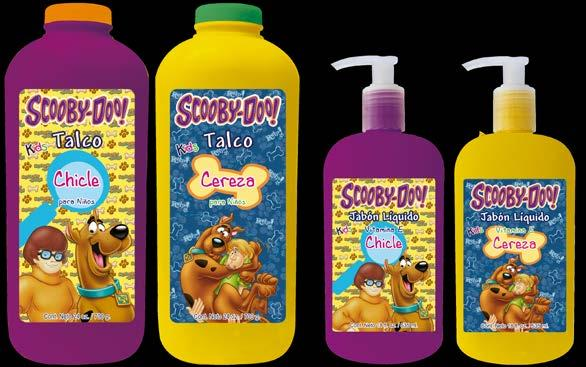 The complete line includes: Four Shampoo selections,