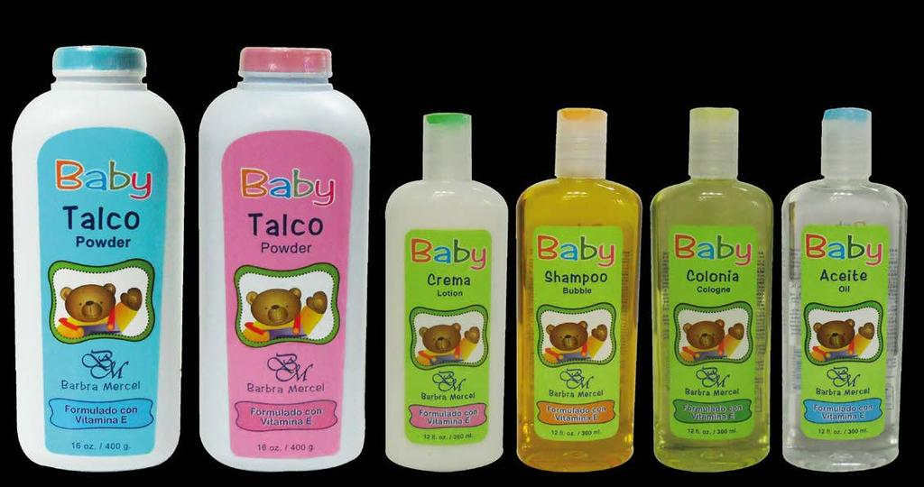 BARBARA MERCEL Barbara Mercel s Baby Line dedicated to treat