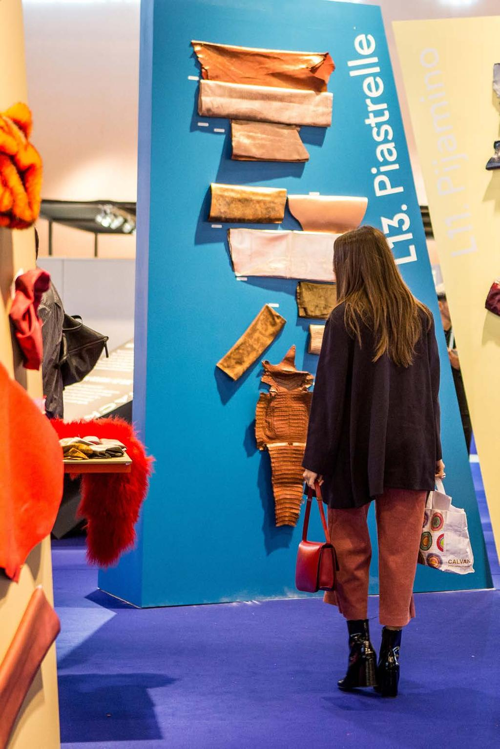 PREMIÈRE VISION LEATHER FASHION INFORMATION FASHION PRESENTATION, tools and forums TO INSPIRE YOU AND TO SHOWCASE YOUR PRODUCTS AT THE SHOW, WE OFFER POWERFUL TOOLS AVAILABLE EXCLUSIVELY TO