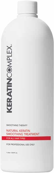 CELEBRATE THE SEASON with behindthechair.com s 8-time award-winner Natural Keratin Smoothing Treatment. Best Chemical Smoothing Product/System 2017.