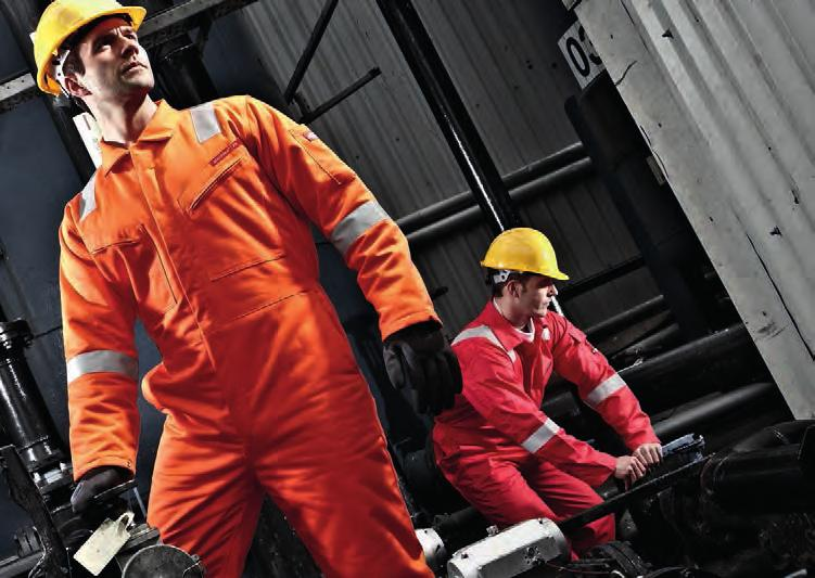 Keeping the Worker focused on their primary task, safe in the knowledge that their Dickies branded Workwear assures them of protection against whatever their working day throws at them.